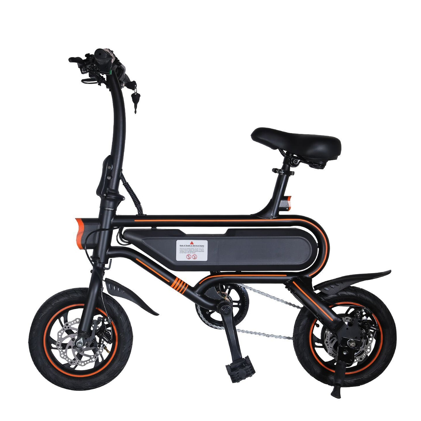 GLARE EB-V5 Electric bike 12 Inch - Electric Bikes