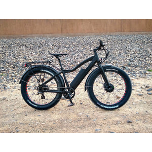 "The 26"" Fat Tire Model FAT-AWD E-Bike - Electric Bikes"