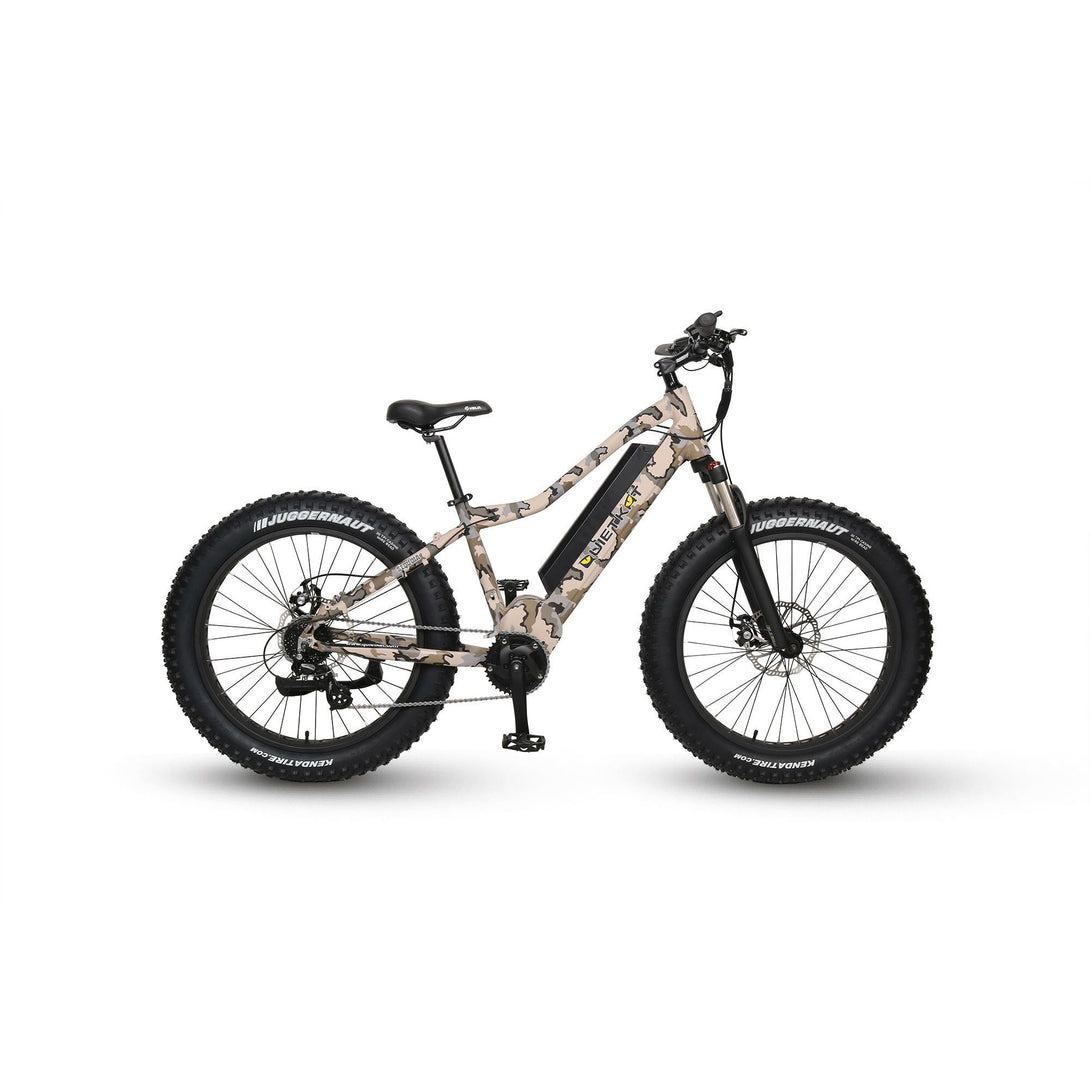 Sequoia - Electric Bikes