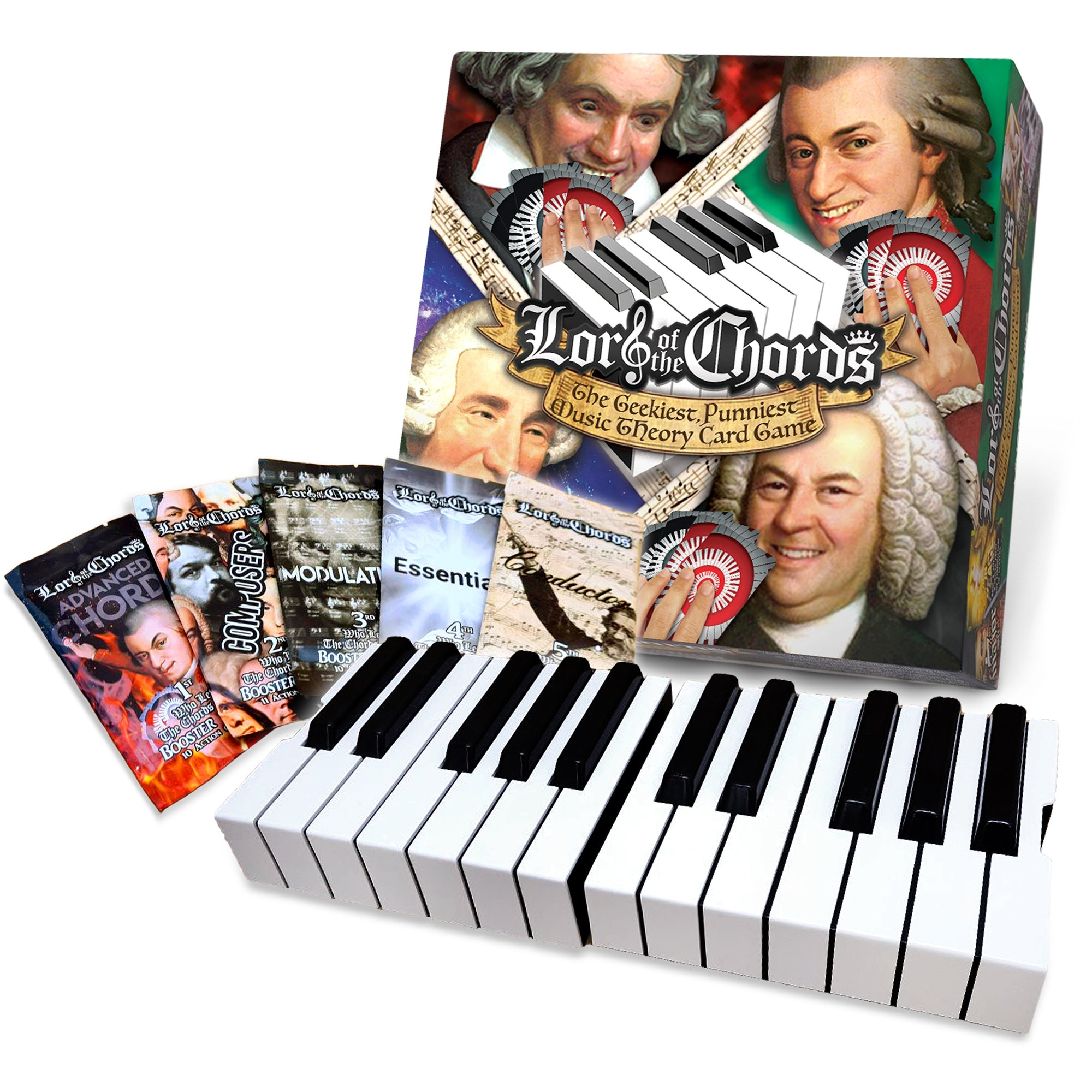 Major Bundle: Lord of the Chords + Expansion + Piano Box [15% OFF] - Lord of the Chords