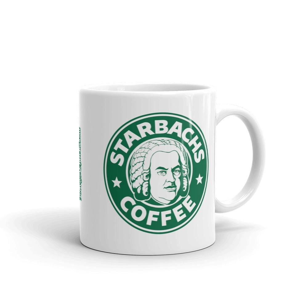 Starbachs Coffee Mug - Lord of the Chords