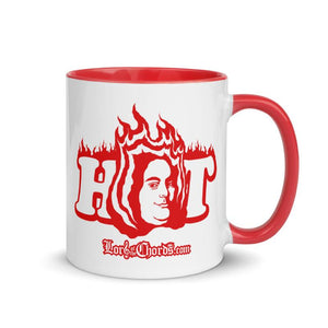 Too Hot To Handel Mug - Lord of the Chords