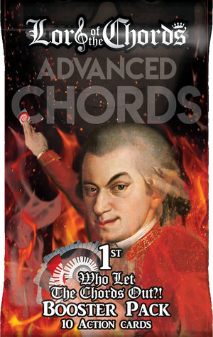 """Who Let The Chords Out?!"" Expansion Pack Bundle - Lord of the Chords"