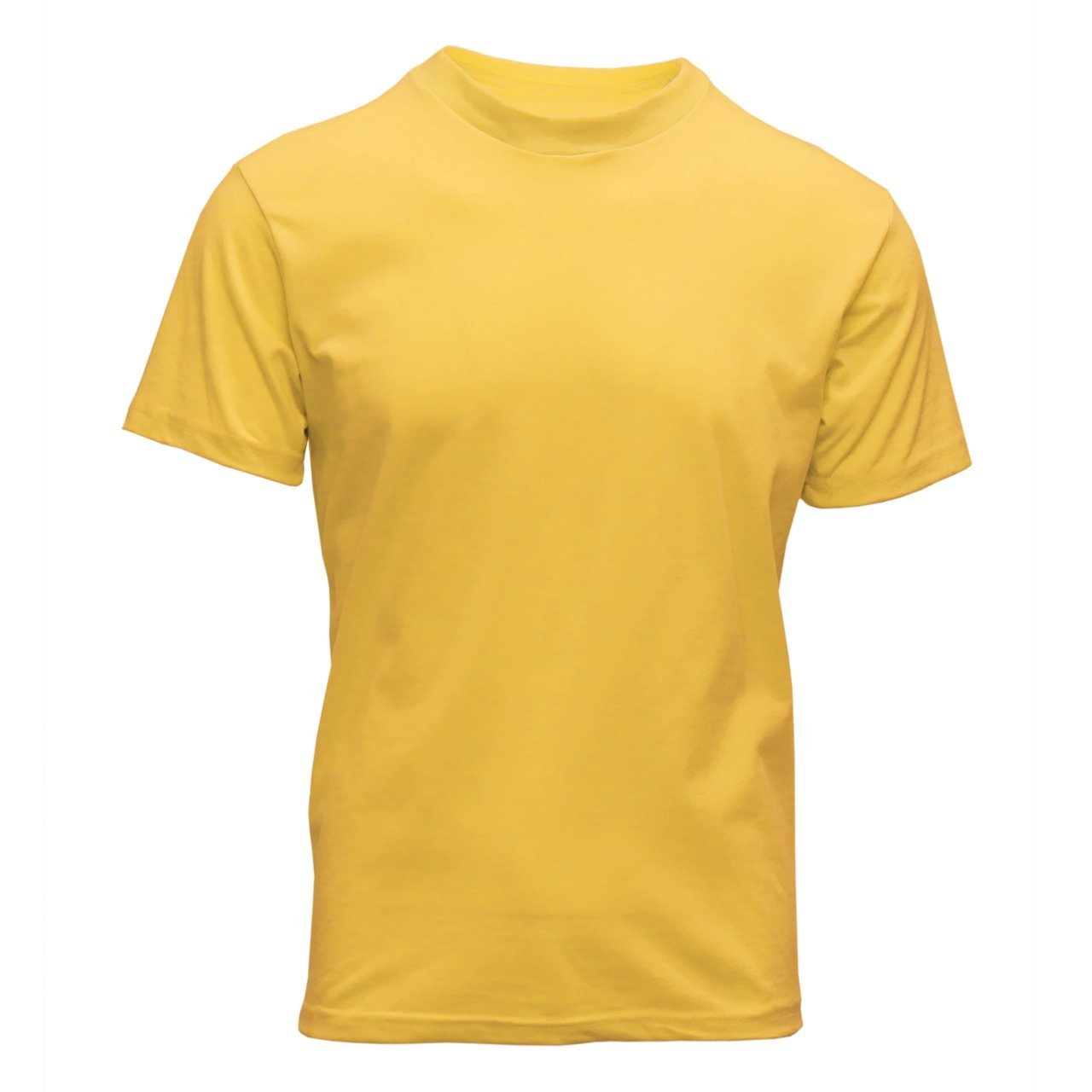 PC100MY Eco REPREVE® Recycled Polyester/Cotton Crew T-Shirt - Maize Yellow