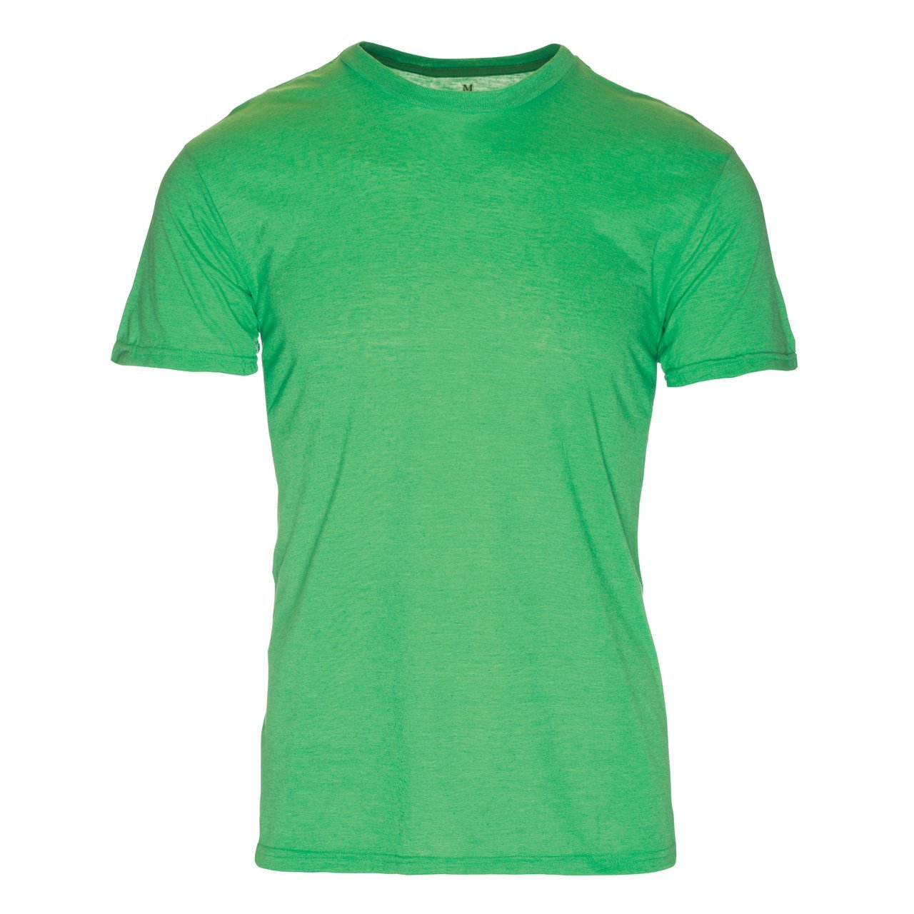 PC100GN Eco REPREVE® Recycled Polyester/Cotton Crew T-Shirt - Green