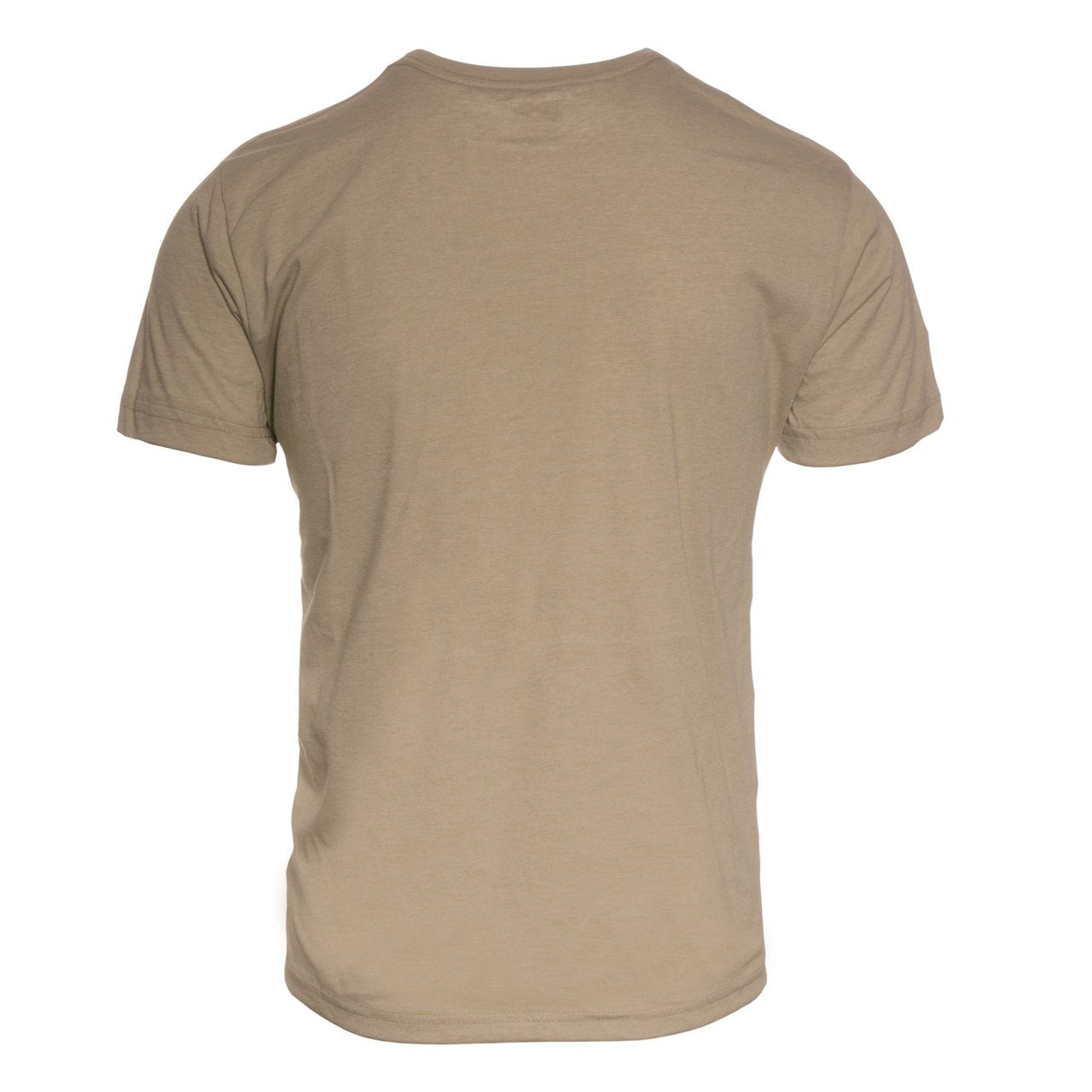 PC100TN Eco REPREVE® Recycled Polyester/Cotton Crew T-Shirt - Tan