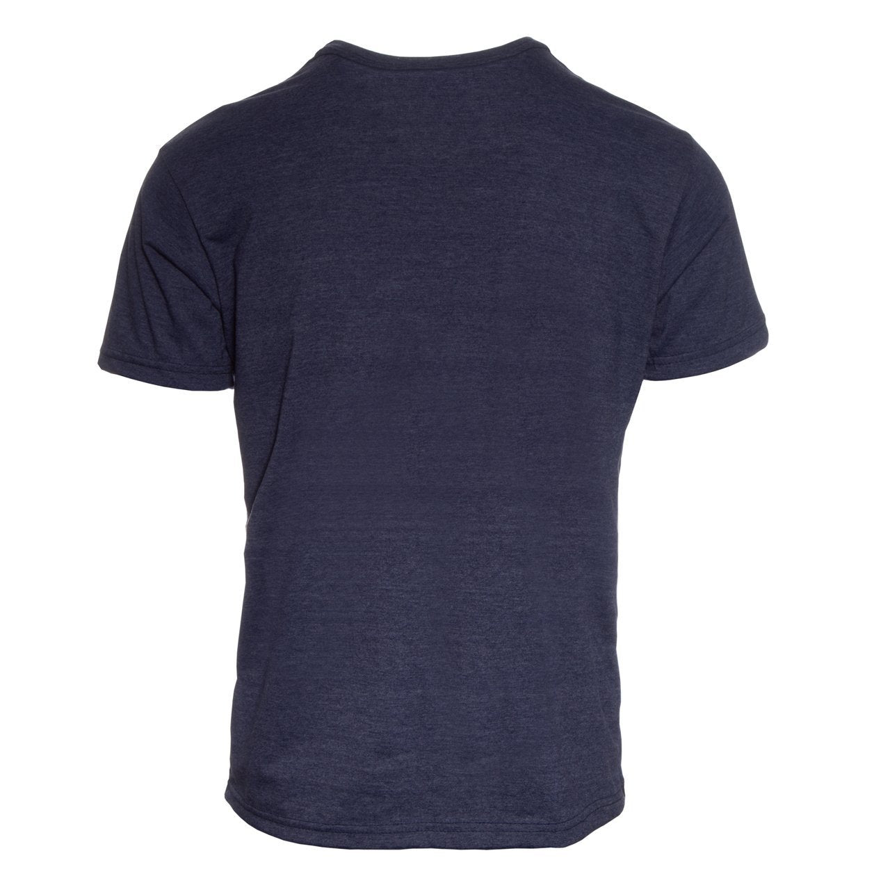 PC100NV Eco REPREVE® Recycled Polyester/Cotton Crew T-Shirt - Navy
