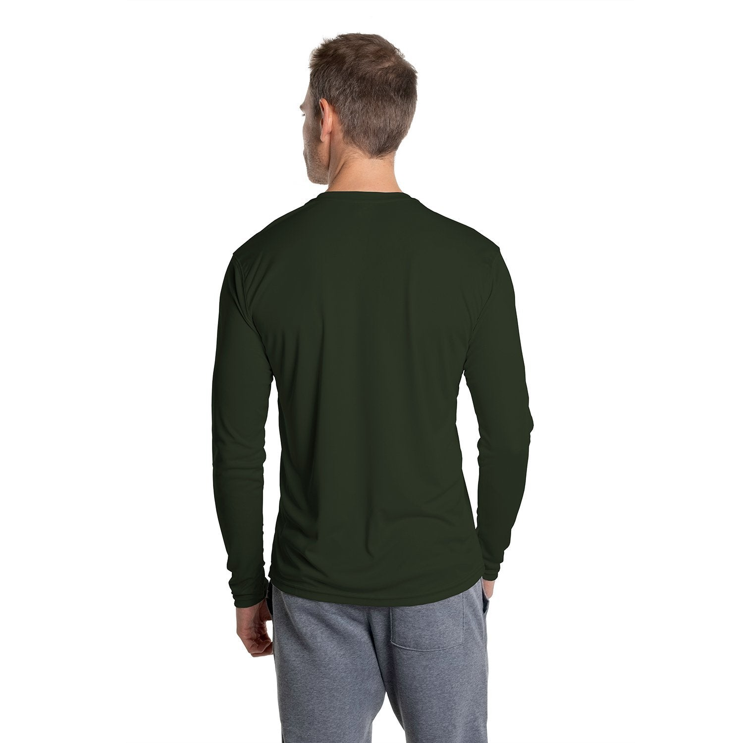 M700OD Solar Long Sleeve - OD Green