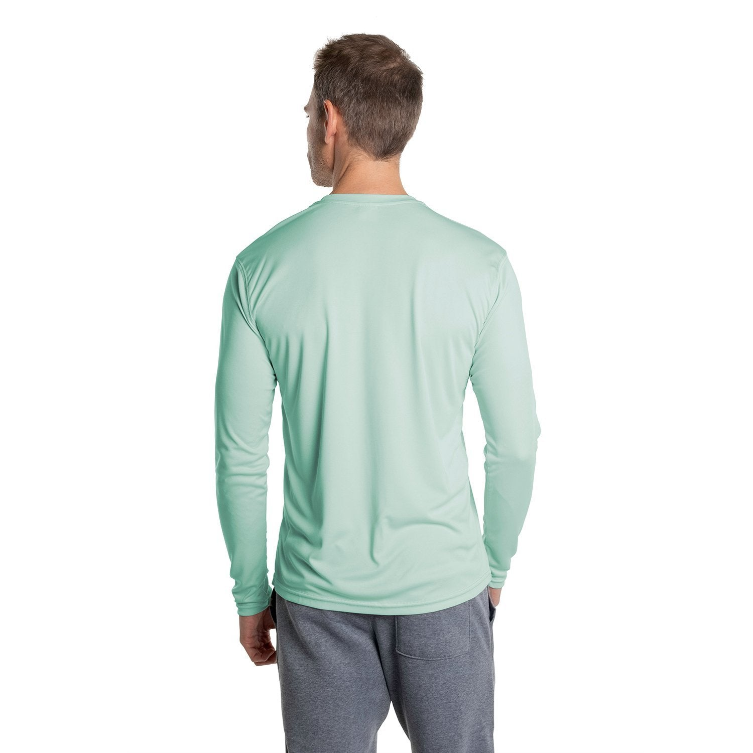 M700SG Solar Long Sleeve - Seagrass