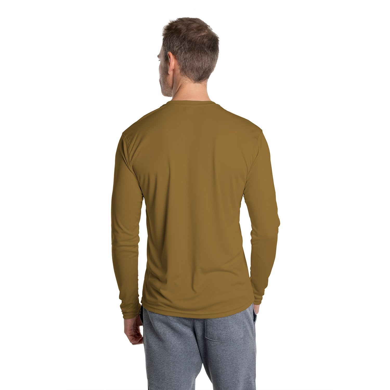 M700CY Solar Long Sleeve - Coyote Tan