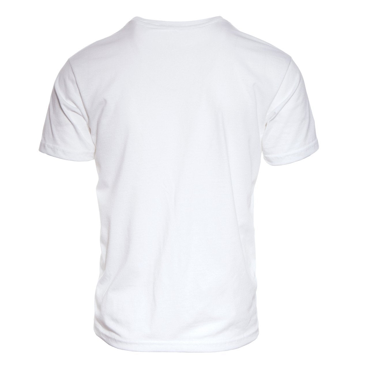 PC100WH Eco REPREVE® Recycled Polyester/Cotton Crew T-Shirt - White