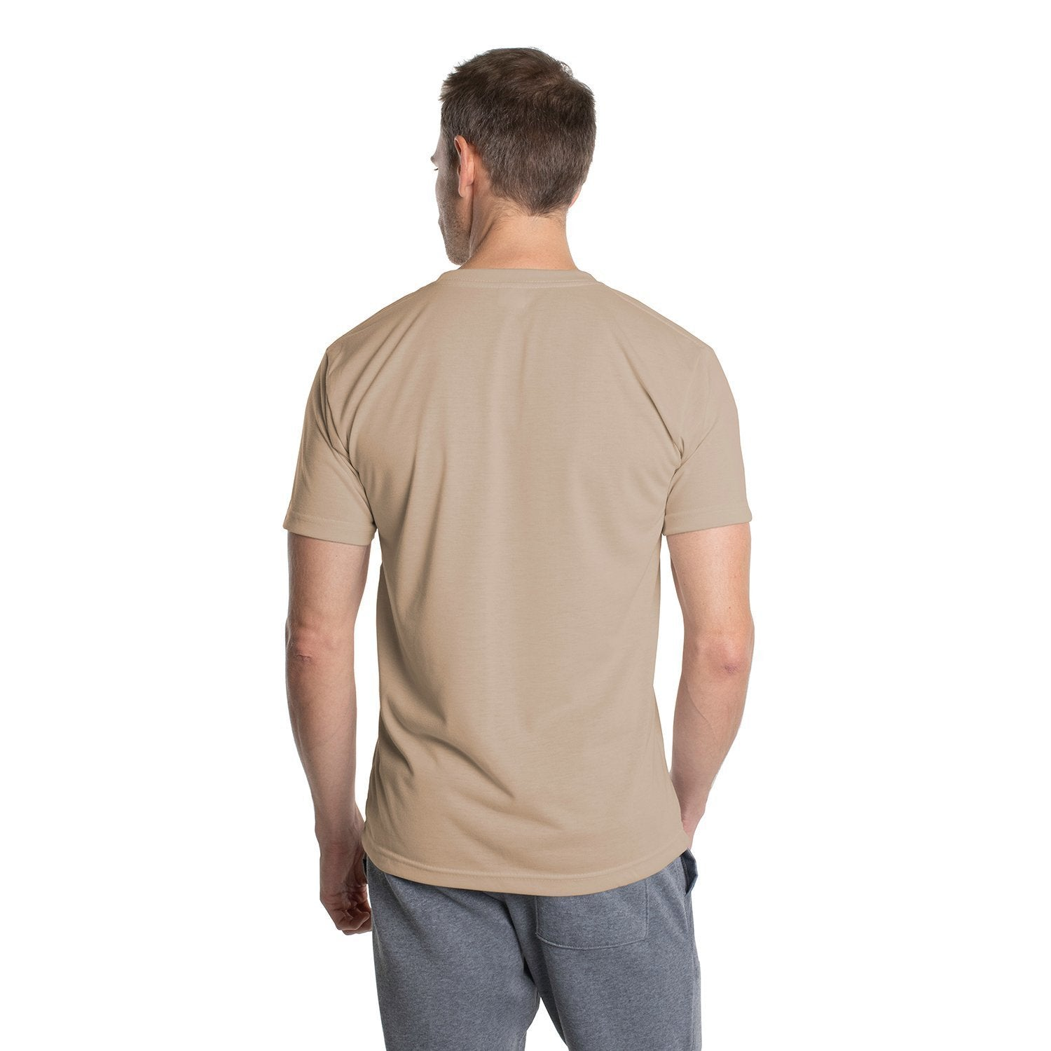 A1SJBBSD Basic Performance T-Shirt - Sand