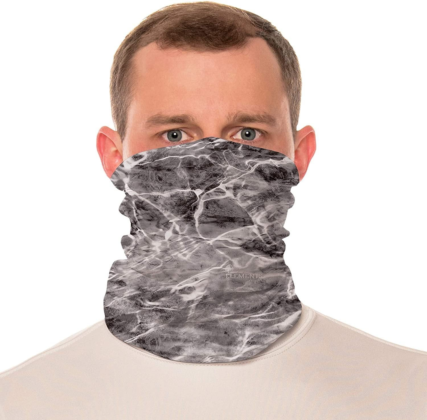 ME26VGAITER3 Solar Gaiter - Mossy Oak Elements Manta