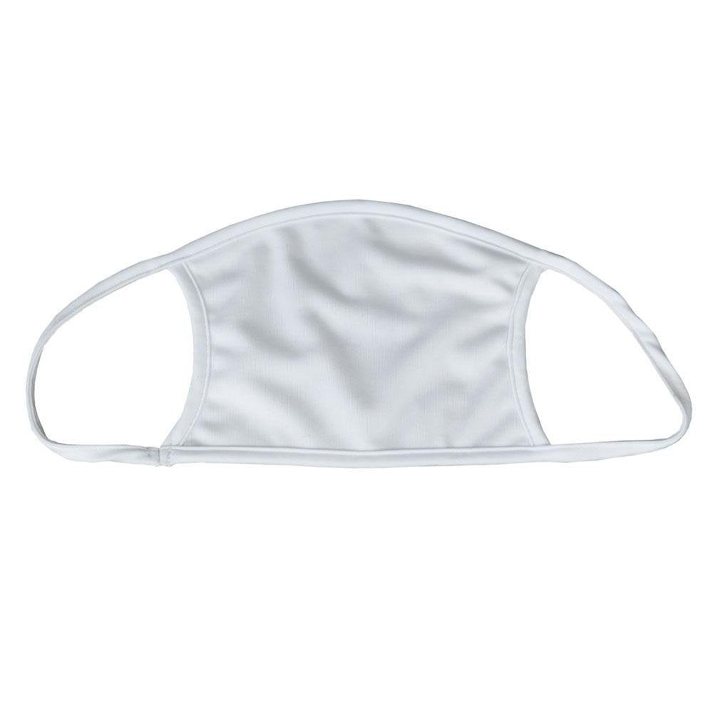 Clearance Face Mask - White Trim