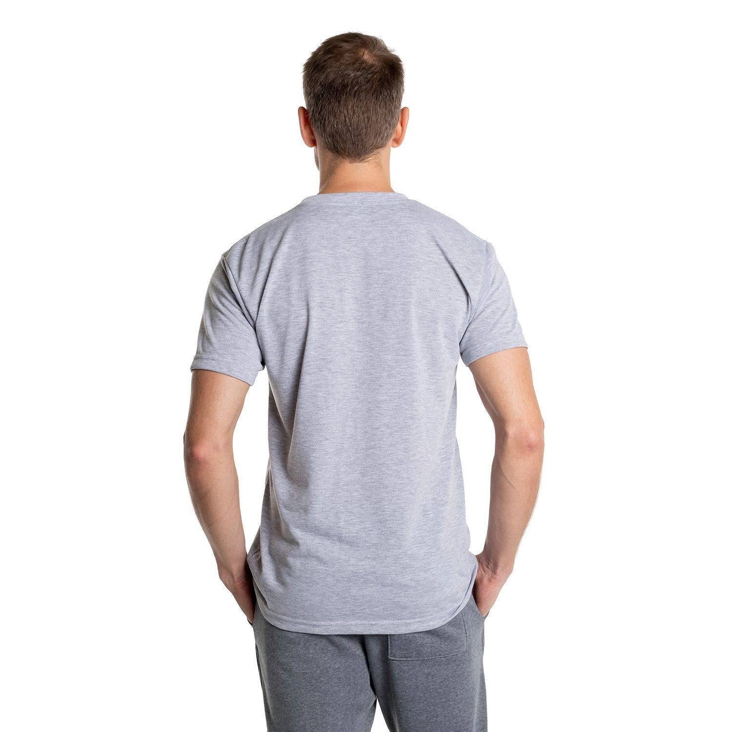 A1SJBBAH Basic Performance T-Shirt - Ash Heather