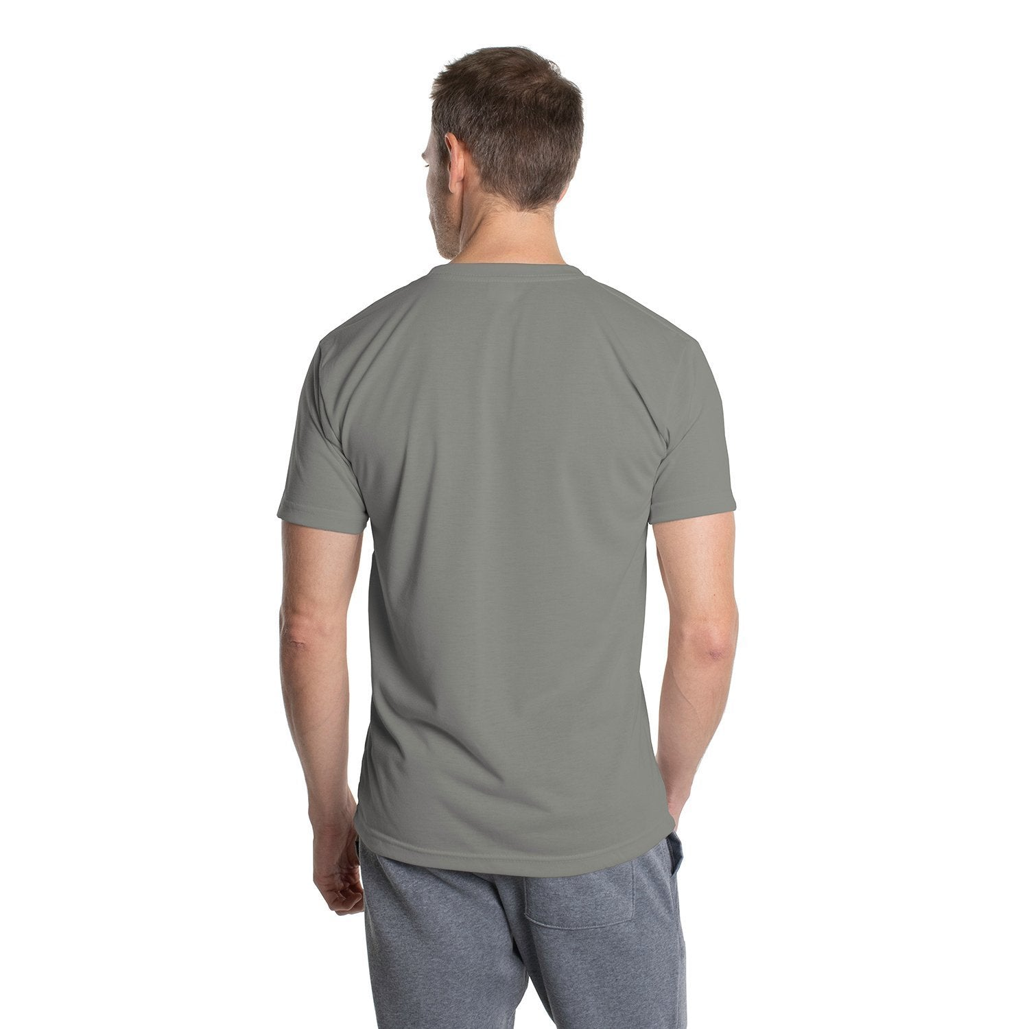 A1SJBBST Basic Performance T-Shirt - Steel