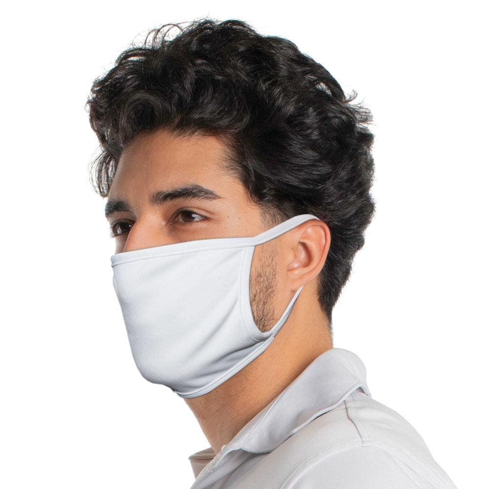 SBMASKWH Face Mask - White Trim