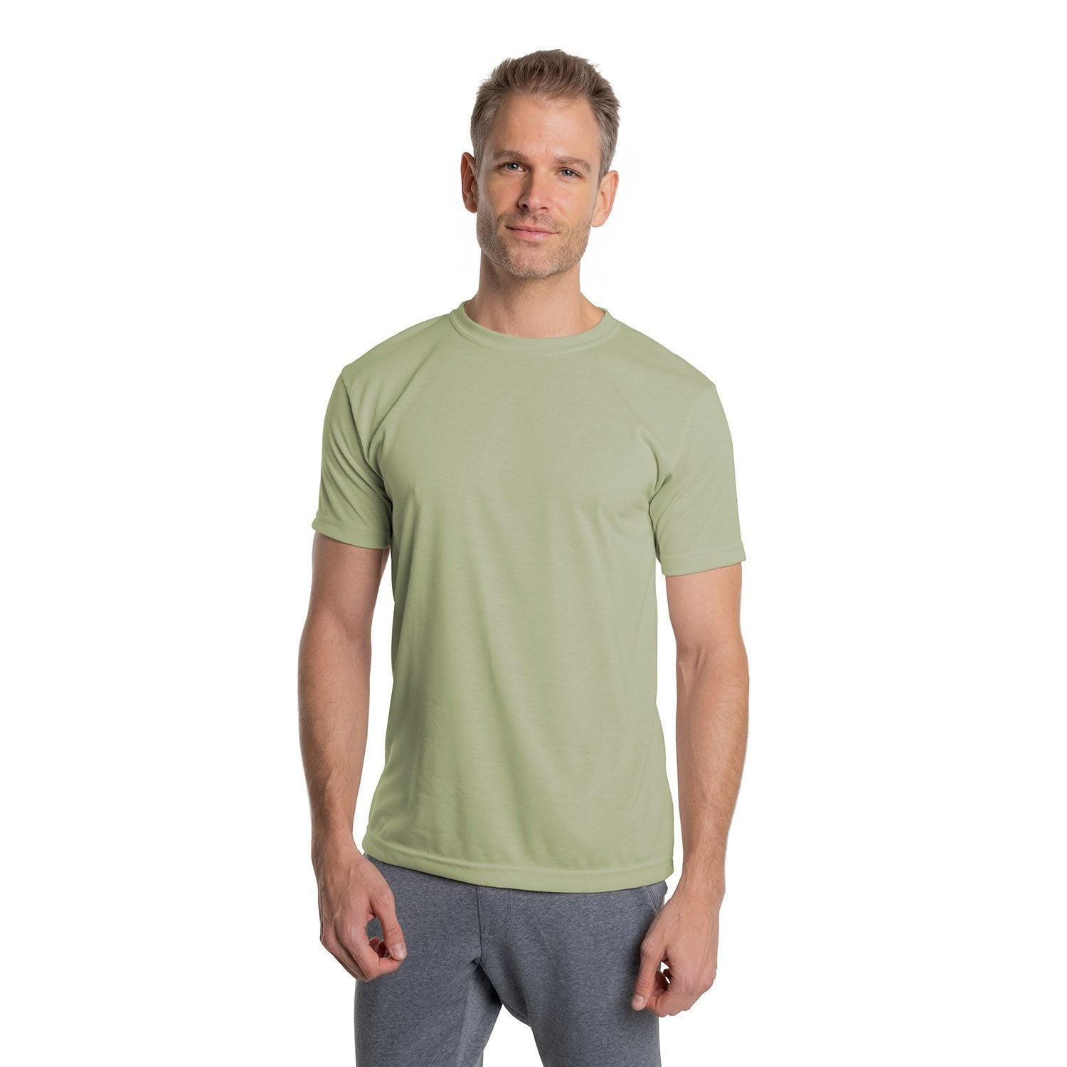 A1SJBBAS Basic Performance T-Shirt - Alpine Spruce