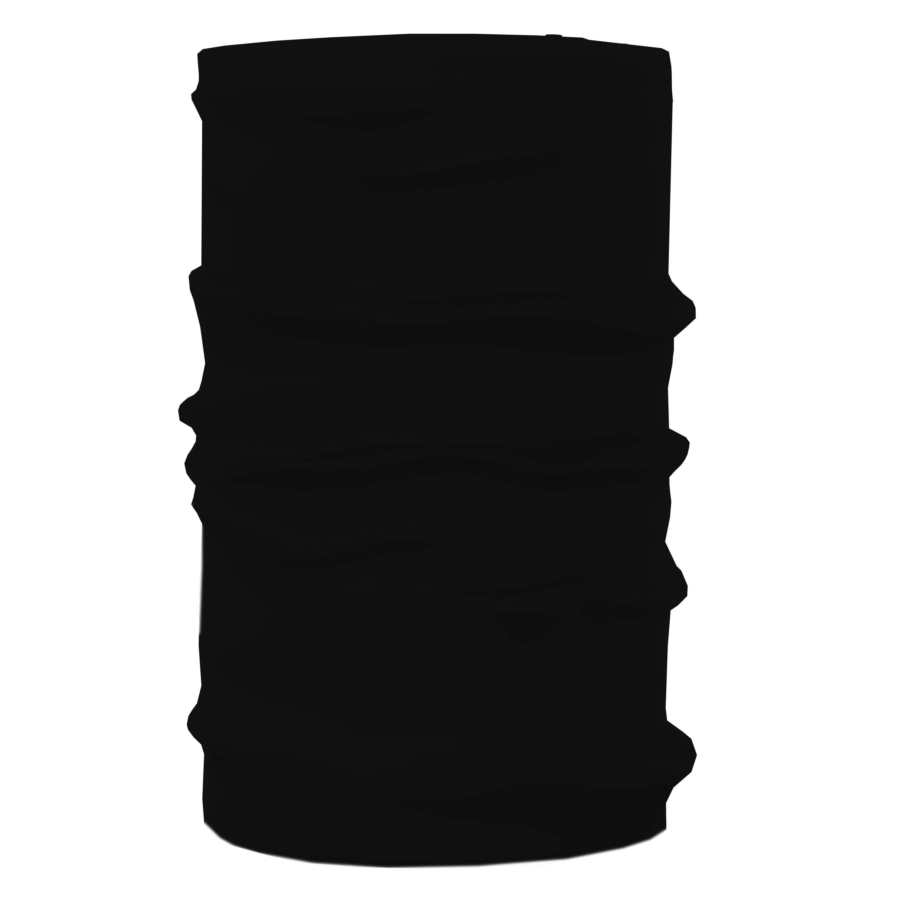 USA-VGAITER3-BB Made in USA Solar Gaiter - Black