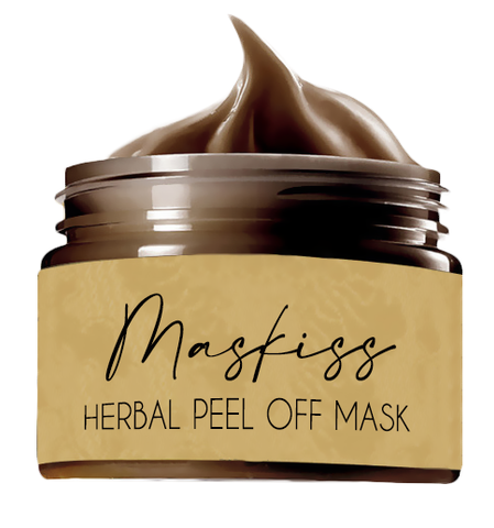 Maskiss™ Herbal Peel Off Mask - Online Low Prices - Molooco Shop