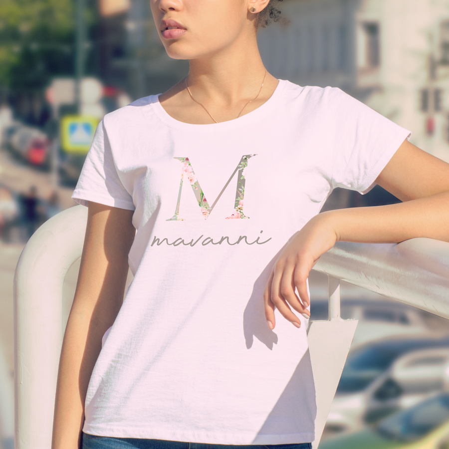 MAVANNI M TRENDY SHORT SLEEVE TEE