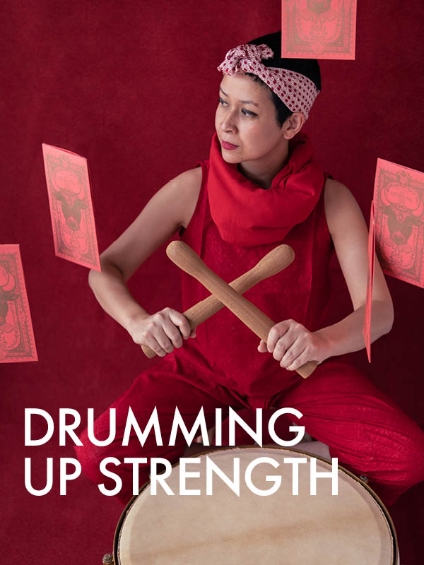 Drumming Up Strength