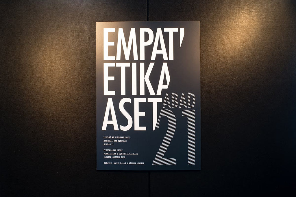 Dimensional Morphology Exhibition: Empati Etika Aset Abad 21