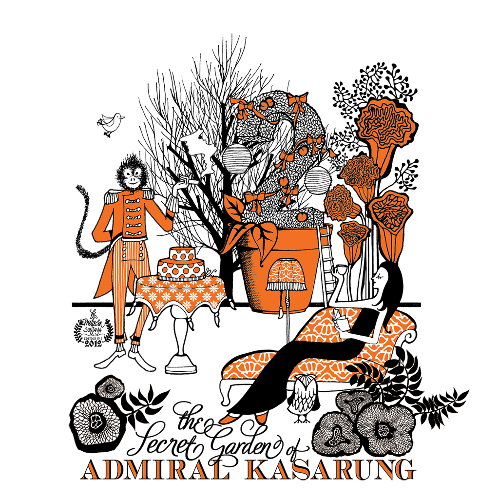 The Secret Garden of Admiral Kasarung