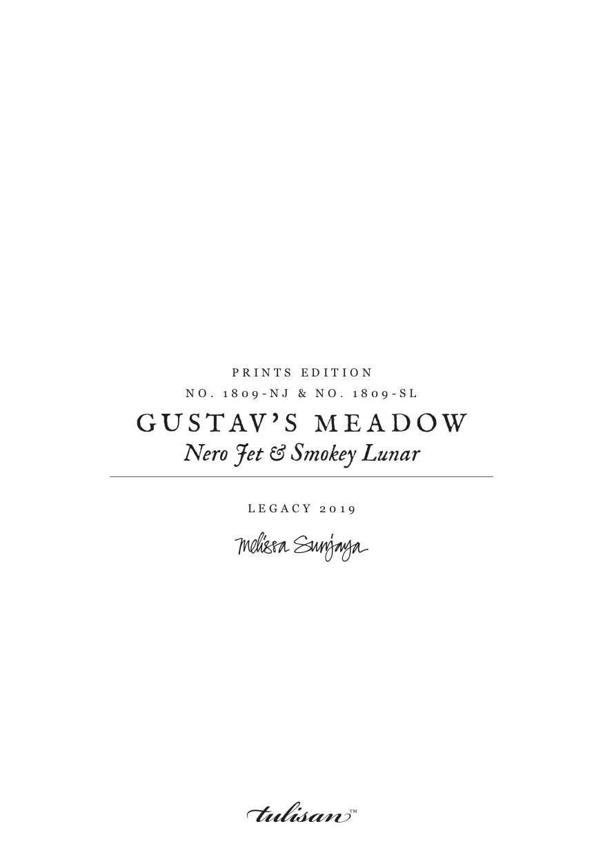 GUSTAV'S MEADOW - Nero Fet & Smokey Lunar