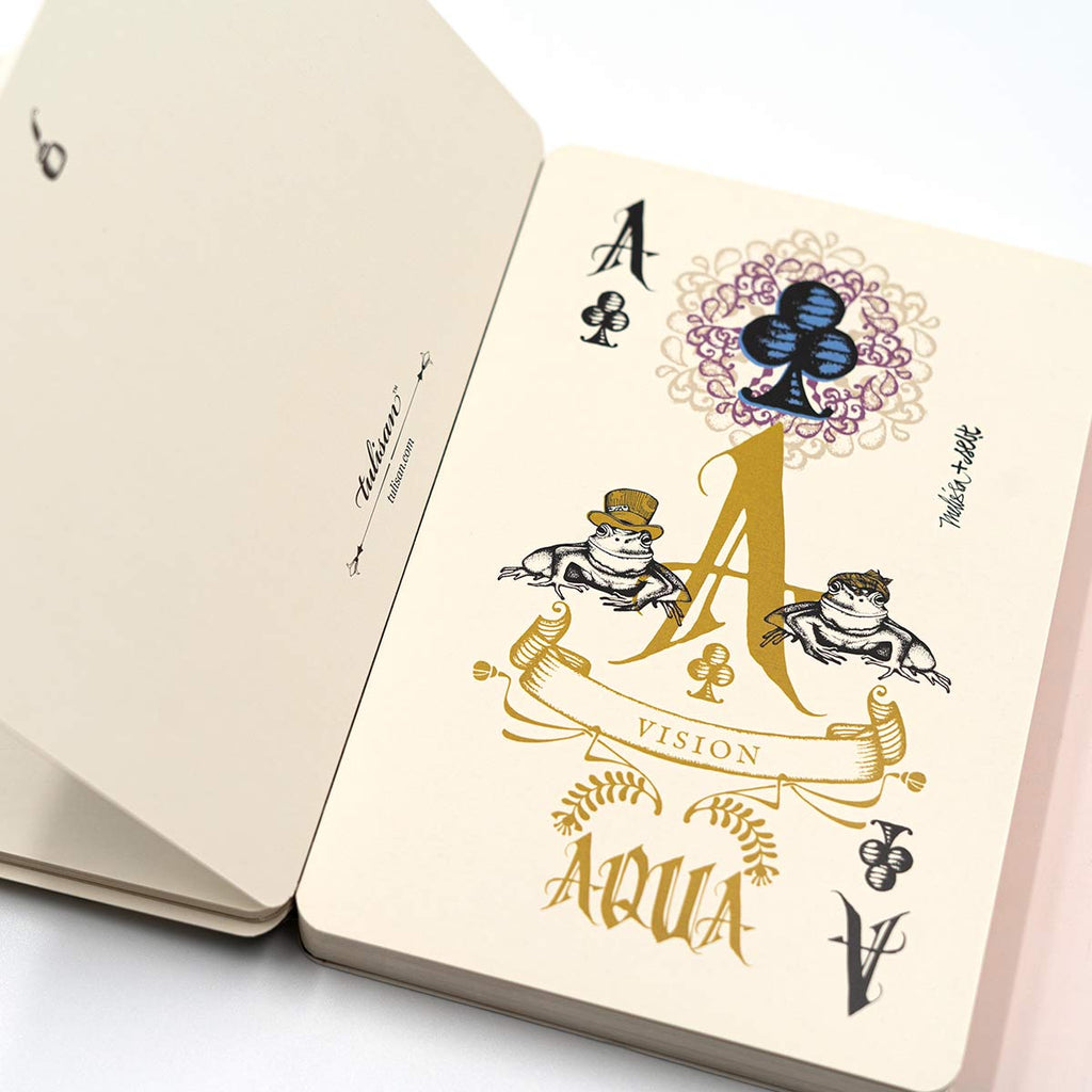 Anima Book for 54 Postcards