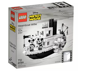STEAMBOAT WILLIE SET #21317
