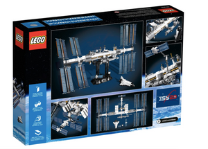 INTERNATIONAL SPACE SET #21321