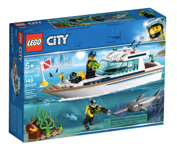 DIVING YACHT SET #60221