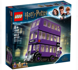 THE KNIGHT BUS SET #75957