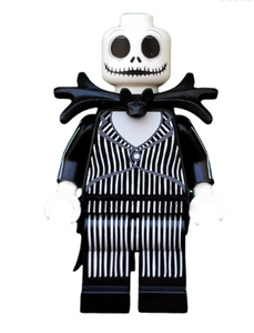 DISNEY 2 JACK SKELLINGTON