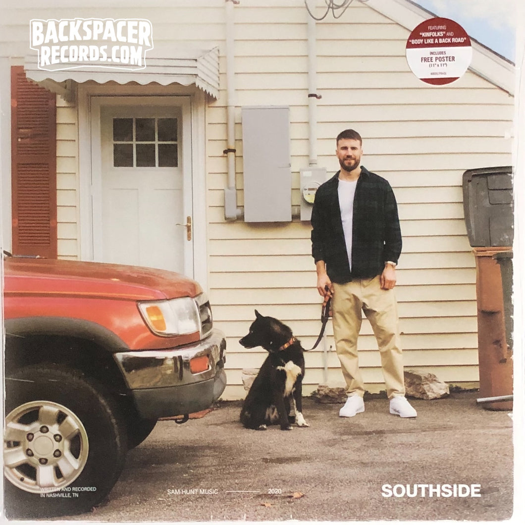 Sam Hunt - Southside LP (Sealed)