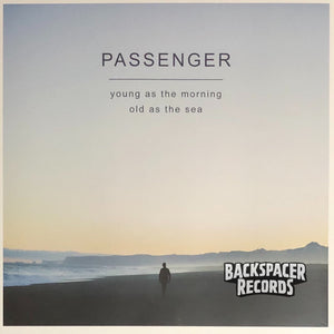 Passenger ‎– Young As The Morning Old As The Sea LP (Sealed)