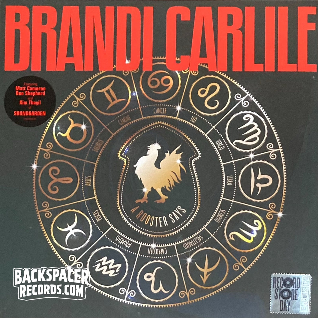 Brandi Carlile ‎– A Rooster Says LP (Sealed)