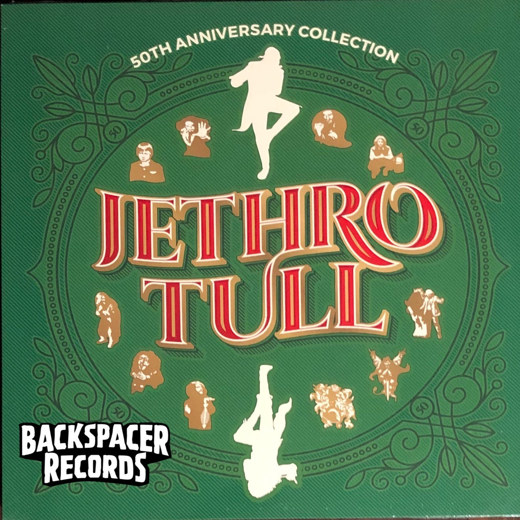 Jethro Tull - 50th Anniversary Collection LP (Sealed)