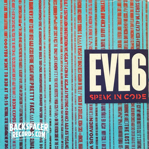Eve 6 ‎– Speak In Code (Limited Edition)