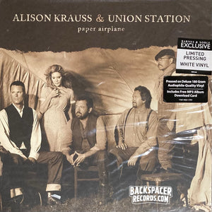 Alison Krauss & Union Station ‎– Paper Airplane (B&N Exclusive) LP (Sealed)