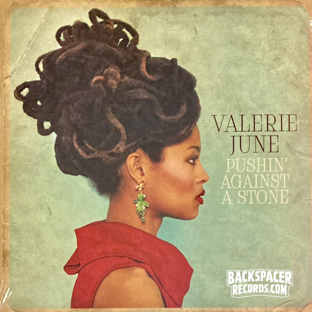 Valerie June ‎– Pushin' Against A Stone LP (Sealed)