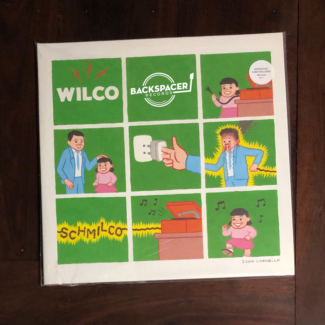 Wilco ‎– Schmilco LP (Sealed)