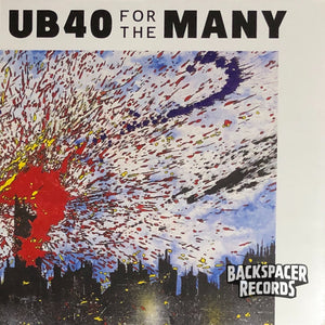 UB40 - For The Many LP (Sealed)