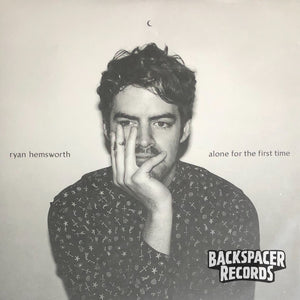 Ryan Hemsworth ‎– Alone For The First Time LP