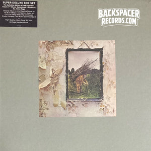 Led Zeppelin ‎– Led Zeppelin IV (Super Deluxe Edition) Boxset (Sealed)