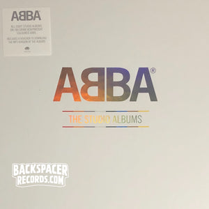 ABBA - The Studio Albums 8-LP Boxset (Sealed)