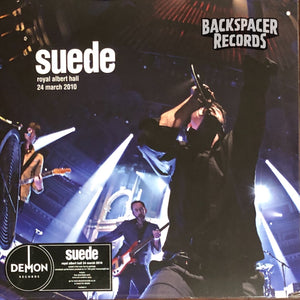 Suede ‎– Royal Albert Hall, 24 March 2010 3-LP (Sealed)