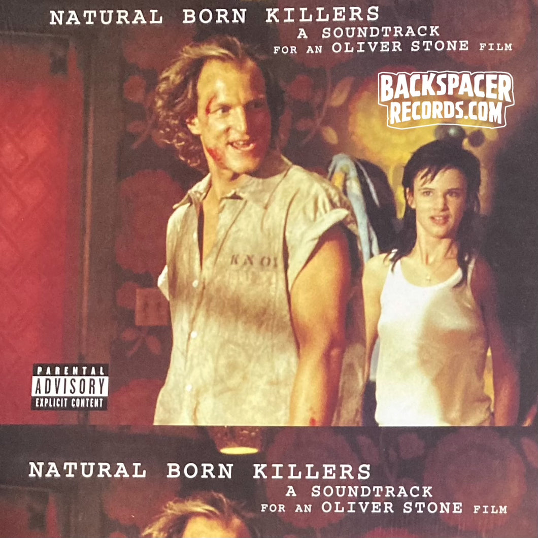 Natural Born Killers: Music From And Inspired By Natural Born Killers An Oliver Stone Film - Various Artists 2-LP (Sealed)