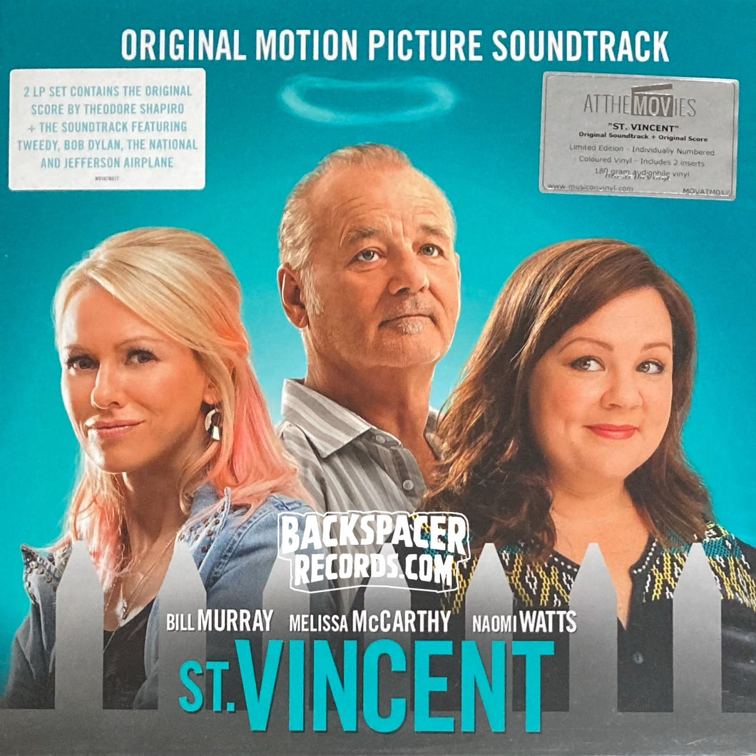 St. Vincent: Original Motion Picture Soundtrack - Various Artists / Theodore Shapiro 2-LP (Sealed)